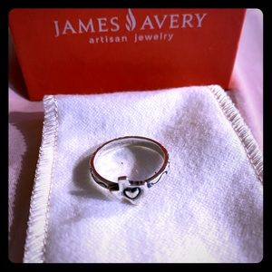 James Avery we are strong together ring